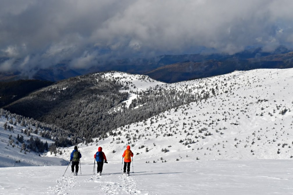 Snowshoeing in the Bulgarian mountains: a winter adventure in Rila