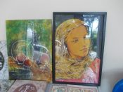 Portraiture and Still Life in Instant Batik