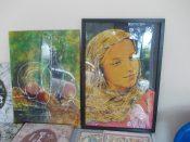 Portraiture and Still Life in Instant Batik