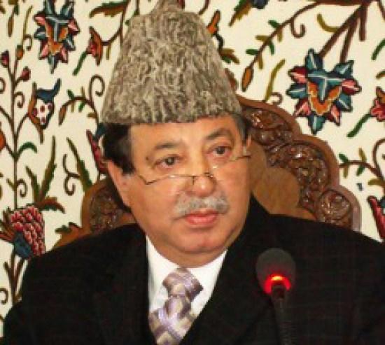Peerzada Mohammad Sayeed
