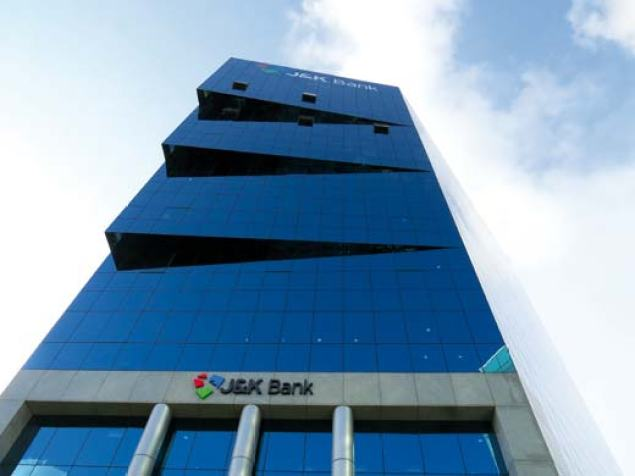 Recently inaugurated National Business Centre of J&K Bank in Mumbai.