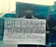 Kunan-Poshpora-Protest