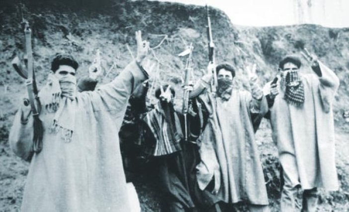 Militants in early 90s.