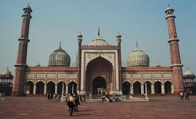 Jamia Masjid in New Delhi (Representational-Pic)