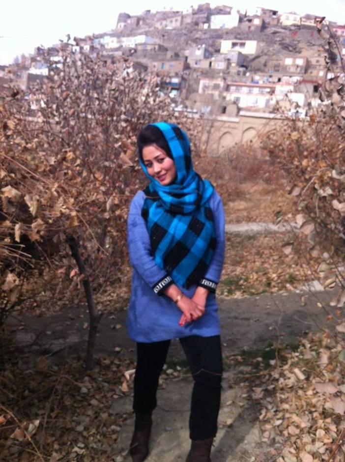 Mona Hossaini 'Araste' in Kabul