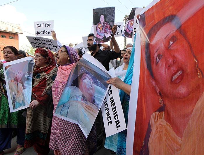 Saiqoo-Wanchoo-Protests