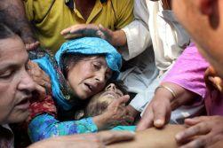 Slain Yawar Ahmad Dar (KL Image: Shah Hilal)