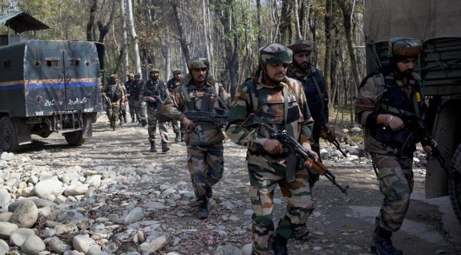 Sopore CASO Update: CASO Ended Peacefully In Sopore Outskirts
