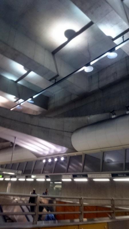 Будапештское метро вполне может служить декорациями к Quake