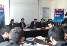Research is #GREAT: Научное сотрудничество между Великобританией и Узбекистаном
