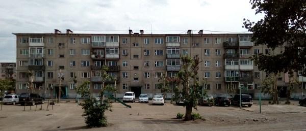 Спальный район по-монгольски