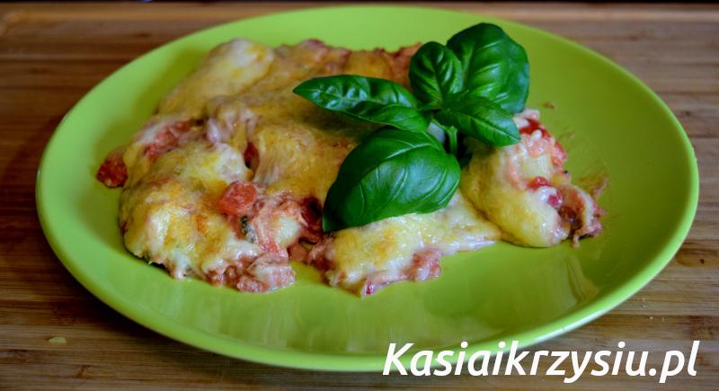 Gnocchi zapiekane z tuńczykiem