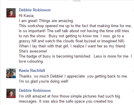 debbie-robinson-workshop-feedback