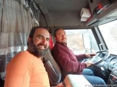 First hitchhike, Balikesir to Havran-1