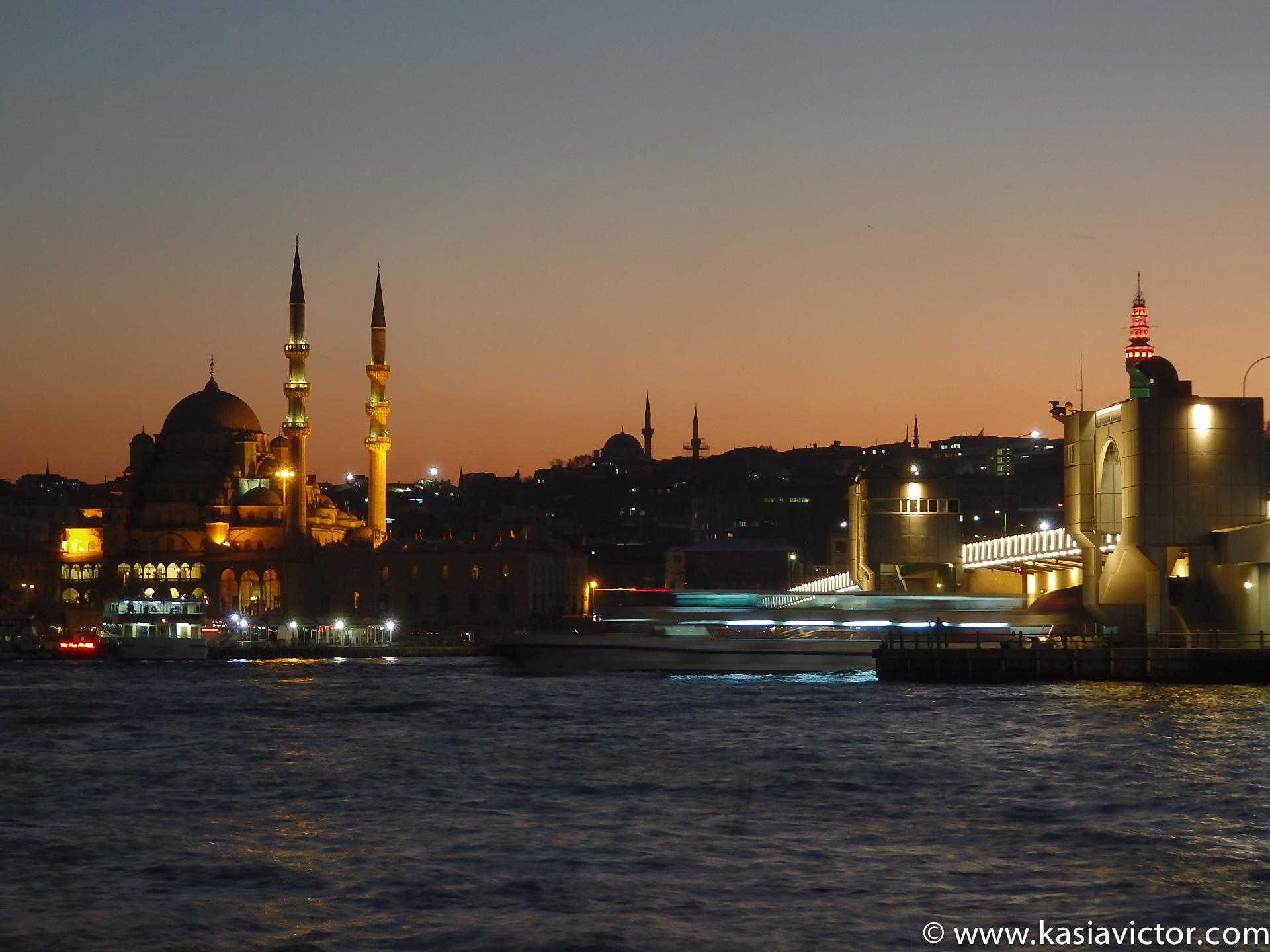 Las Dos Caras De Estambul