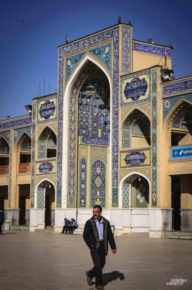 Mauzoleum Shah-e Cheragh / Mausoleo Shah-e Cheragh