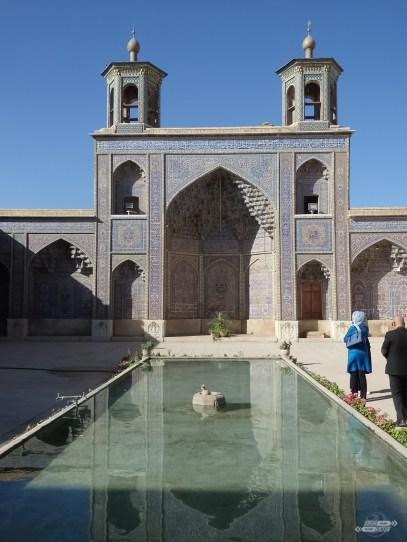 Shiraz, Nasir-al-Molk