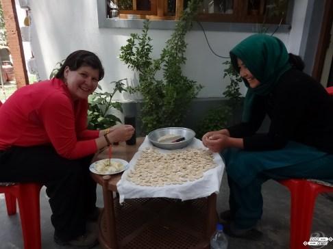 Cocinar a lo ladakhi