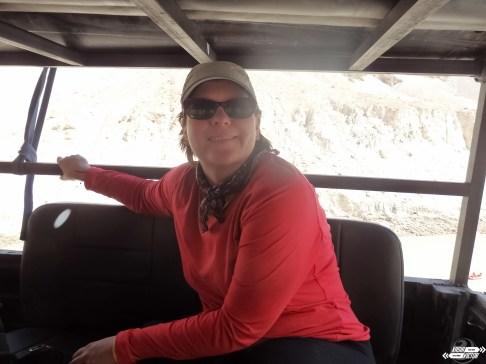 Autostop y rafting pasivo