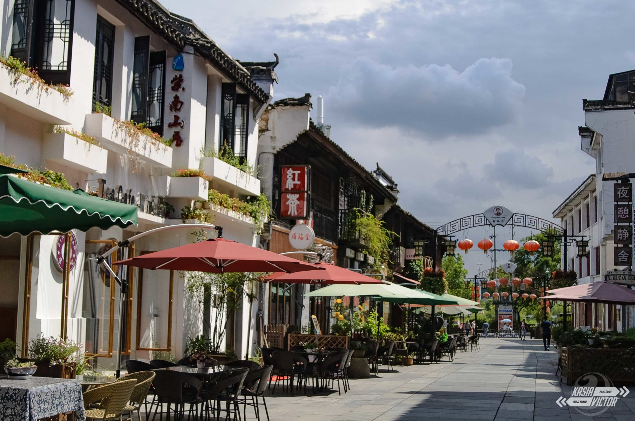 Huangshan Żółte Góry