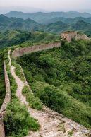 Gubeikou La Gran Muralla Wielki Mur