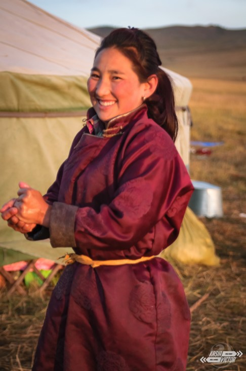 Pustynia Gobi nomadzi