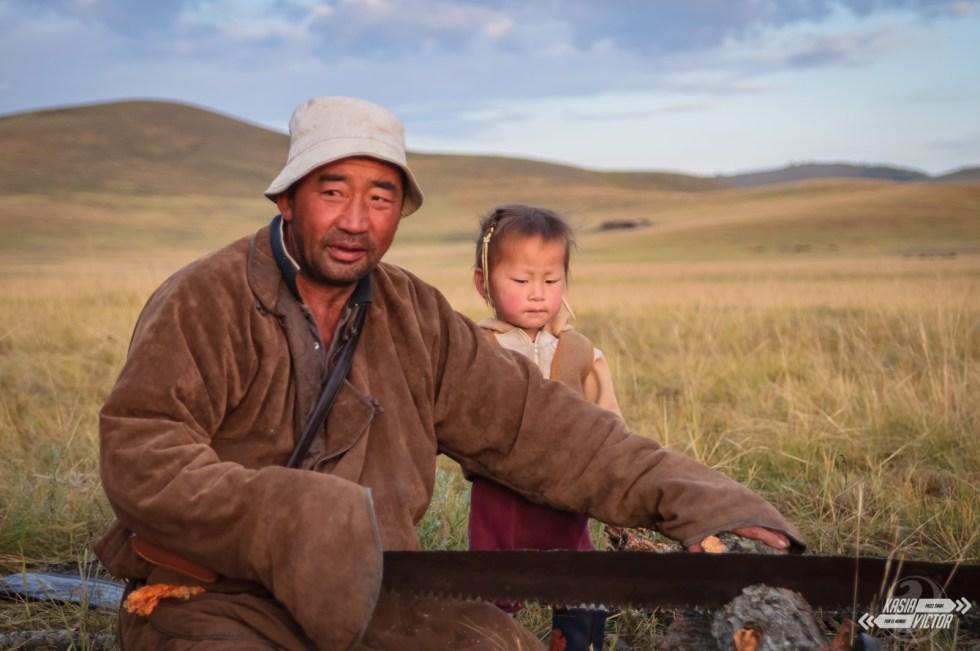 el desierto del Gobi nomadas