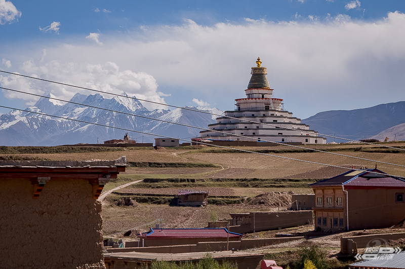 Tybet na własną rękę Ganzi