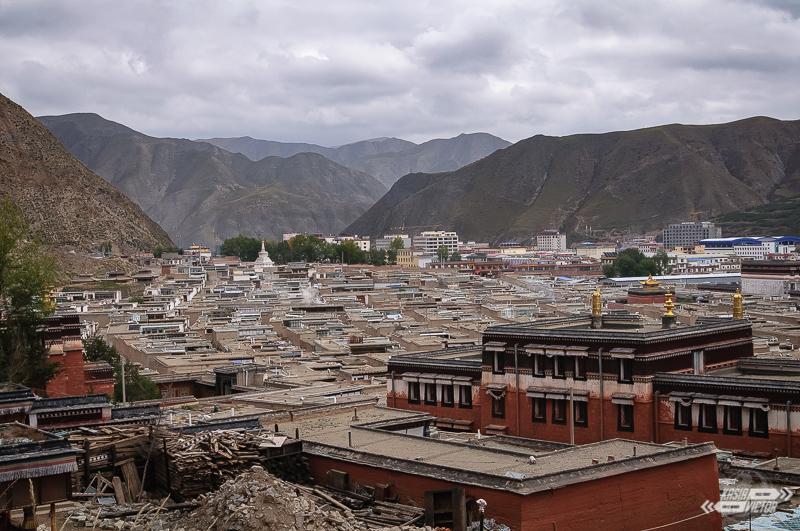 Tíbet sin permiso Labrang