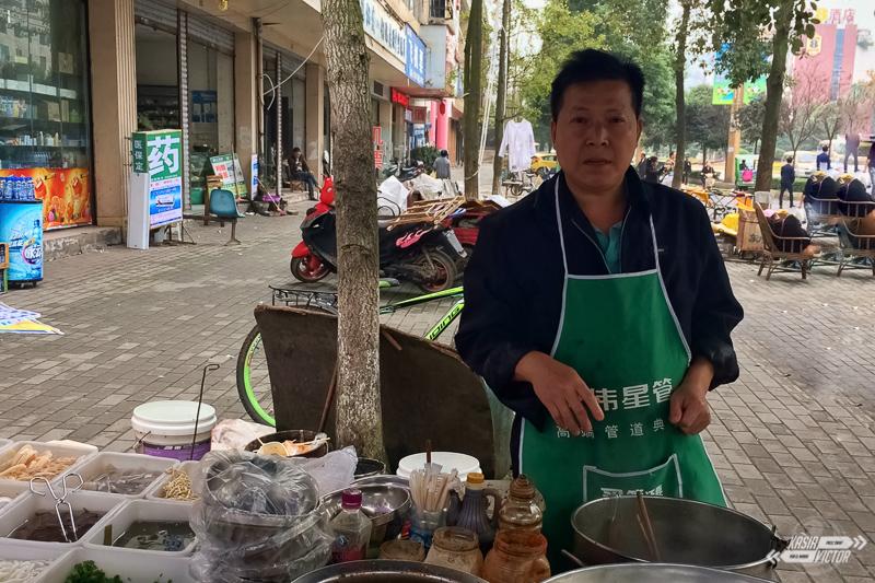 Jak smakują Chiny