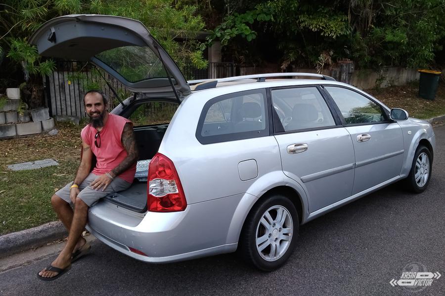 comprar coche en Perth