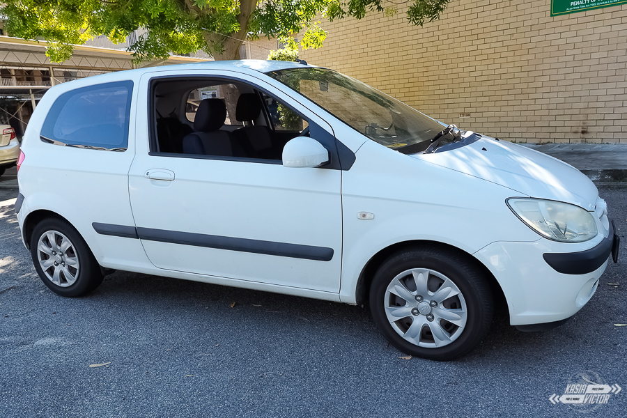 como comprar coche en Perth