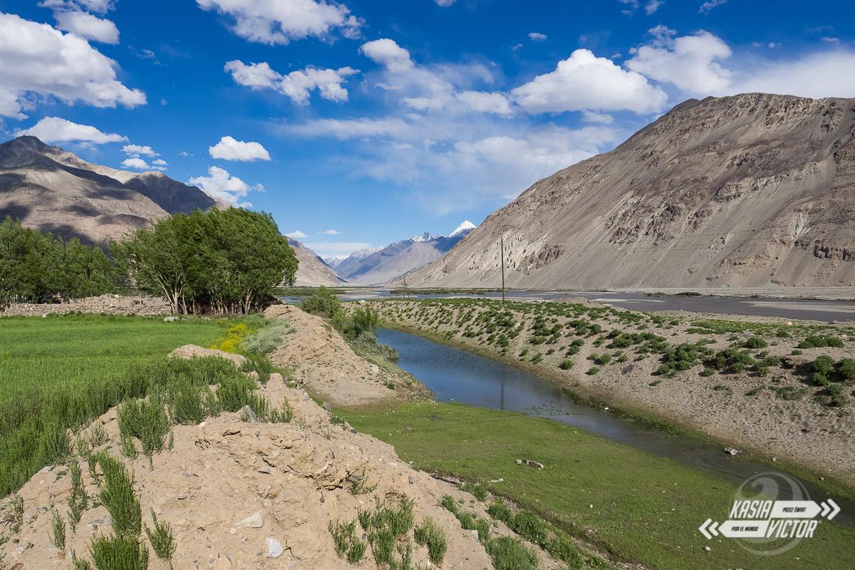 Tayikistán: Recorriendo Wakhan (2) Zong. Una Casa Típica