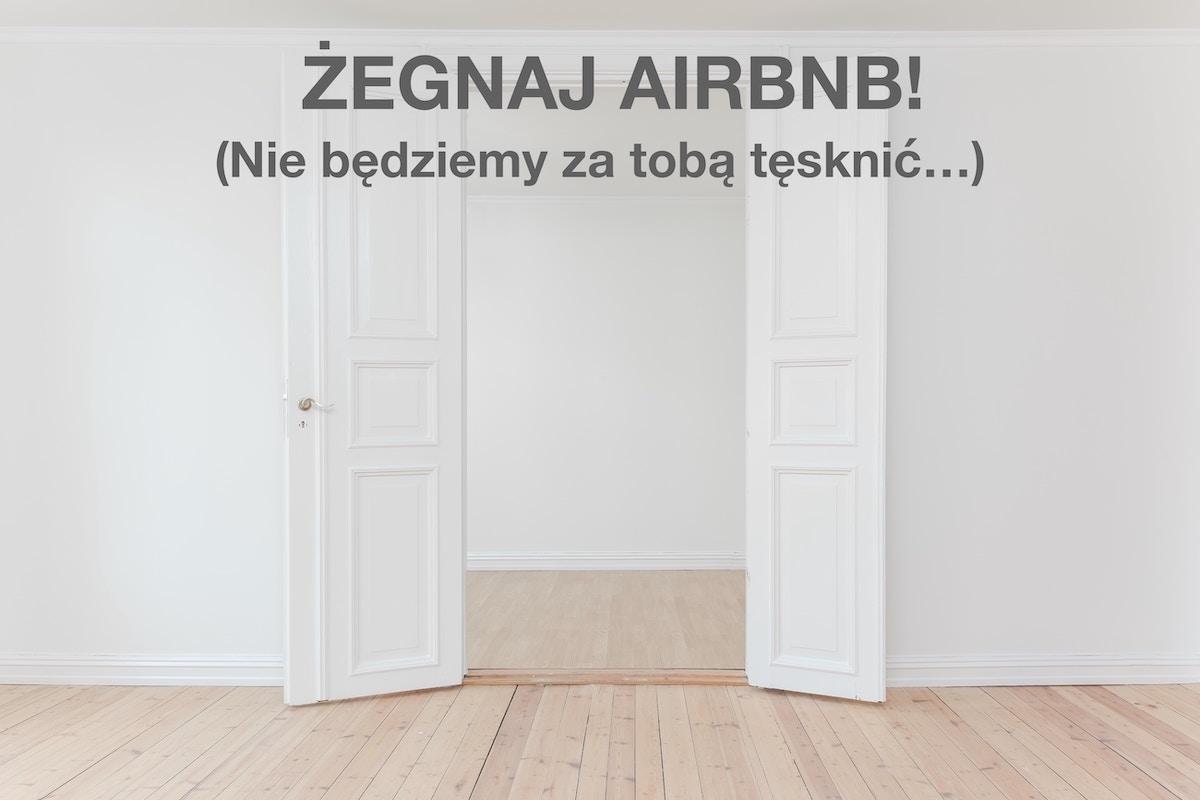 Problemy Z Airbnb