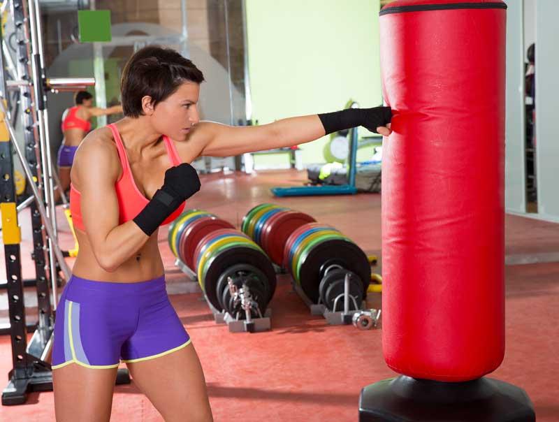 Beneficios De Entrenar Con El Saco De Boxeo Kasikao