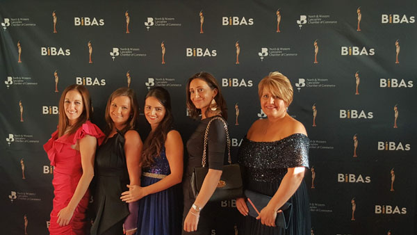 BIBAS 2019 FINALIST FOR PROFESSIONAL SERVICE BUSINESS OF THE YEAR