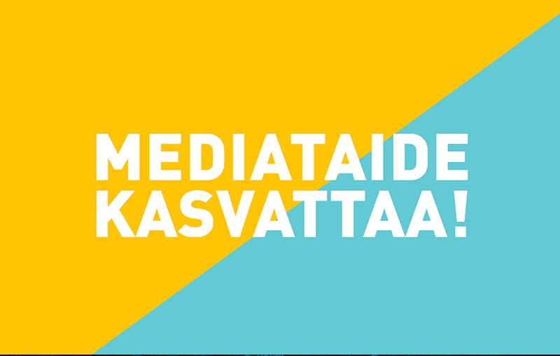 MEDIATAIDE KASVATTAA! -syyslomaleiri