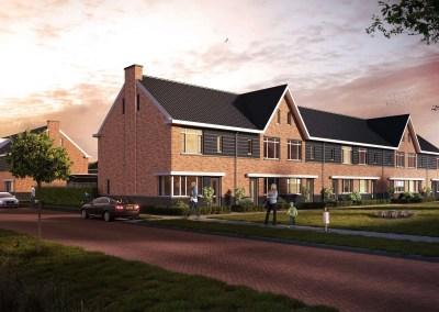 68 woningen Hoogeland-Oost te Naaldwijk