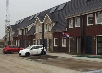 40 woningen Watertuinen te Zoetermeer