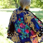 kimono photographer ootd whatiwore2day pattern mix
