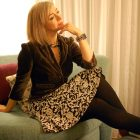 daily outfit blog ootd whatiwore2day velvet blazer