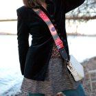 velvet blazer daily outfit blog whatiwore2day ootd