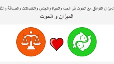 Photo of الميزان التوافق مع الحوت توافق_الميزان_و_الحوت