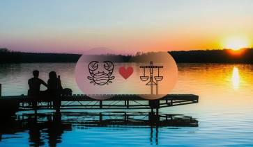السرطان والميزان التوافق في الحب والزواج والعلاقة والجنس (برج السرطان والميزان)