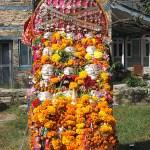 Devta's Palki in Himachal