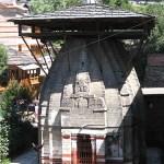 Temple in Kasol