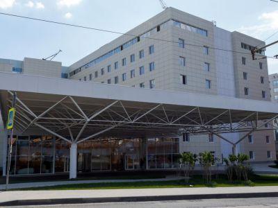 Два человека погибли при пожаре в больнице в центре Москвы ...