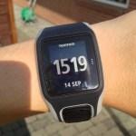 Imponeret over TomTom Multi-Sport ur på løbebånd
