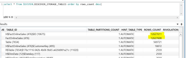 Determine columns you don't need using DMV's in Power BI