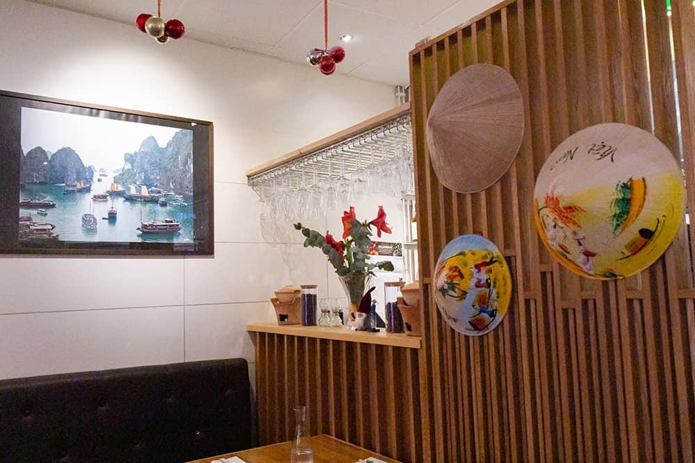 Vietnamesisk restaurang